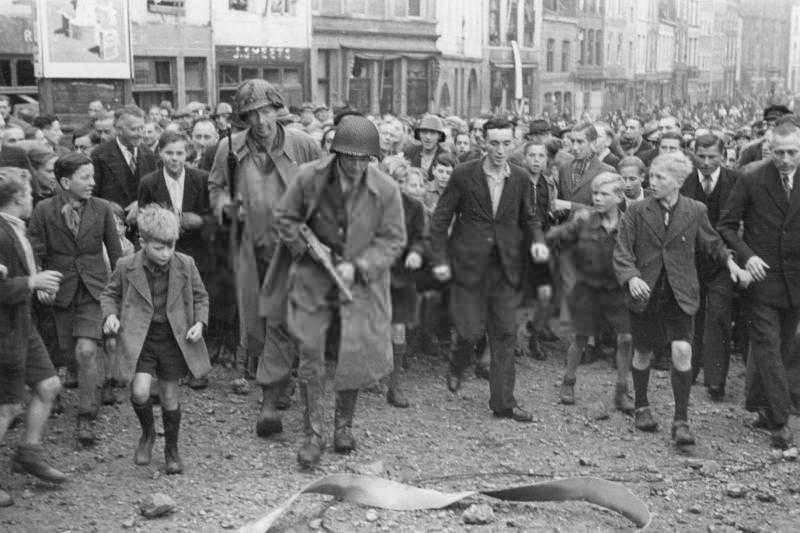 Bevrijding zuid nederland - Van de ignum sanijura ...